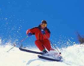 Как определить размер лыж фото