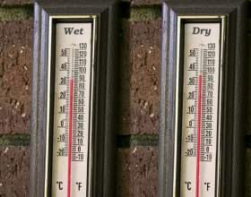 Как определить температуру точки росы фото