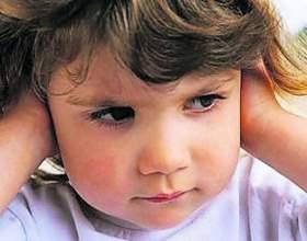 Как определить у ребенка слух фото
