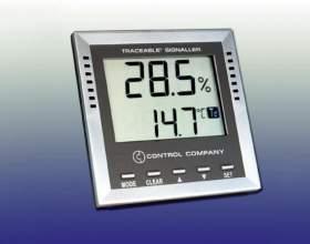 Как определить влажность воздуха в комнате фото