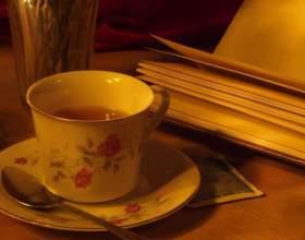 Как организовать чаепитие фото