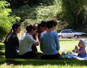 Как организовать загородный отдых фото