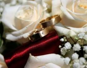 Как оригинально преподнести свадебное кольцо фото