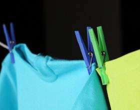 Как отчистить пятно на одежде фото