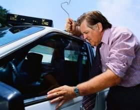 Как открыть двери автомобиля ваз фото