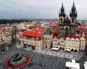 Как открыть визу в чехию фото