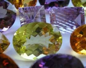 Как отличить камень от стекла фото