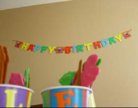 Как отметить день рождения ребенка 10 лет фото