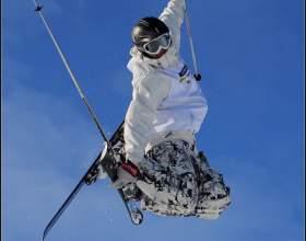 Как отрегулировать горные лыжи фото