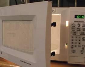 Как печь в микроволновой печи фото