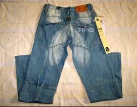 Как перешить старые джинсы фото