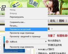 Как перевести сайт на русский язык фото