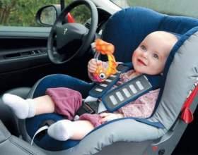 Как перевозить детей до года в автомобиле фото