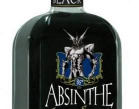Как пить черный абсент фото
