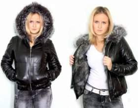 Как почистить куртку с мехом фото