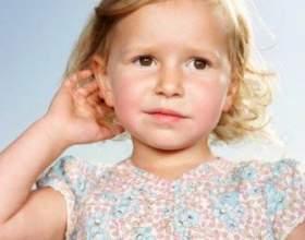 Как почистить уши ребенку фото