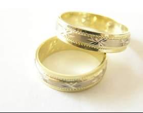 Как почистить золотое кольцо фото