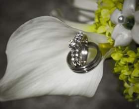 Как подарить оригинально кольцо фото