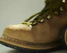 Как покрасить ботинки фото