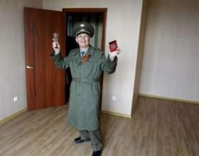 Как получить жилье ветерану войны фото