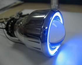 Как поменять ксеноновую лампу фото