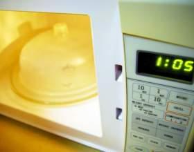 Как отмыть микроволновую печь фото