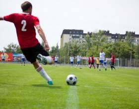 Как попасть в большой футбол фото