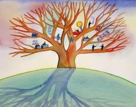 Как построить дерево целей фото