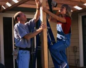 Как построить веранду в доме фото