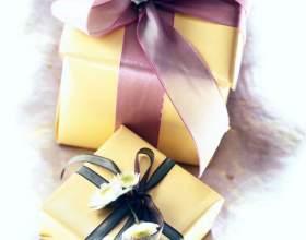 Как подарить подарок на день рождения фото