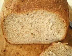 Как готовить домашний хлеб фото