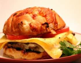 Как приготовить горячие бутерброды фото