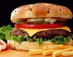 Как приготовить котлеты для гамбургера фото