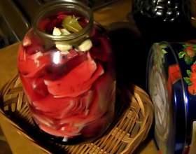 Как приготовить маринованную капусту фото