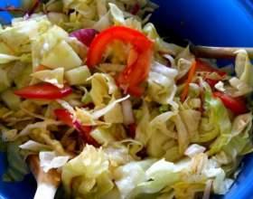 Как готовить корейскую капусту фото