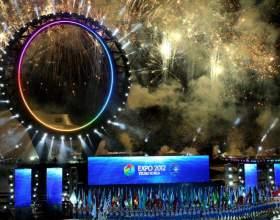 Где и когда проходит экспо-2012 фото
