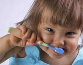 Как приучить чистить зубы фото