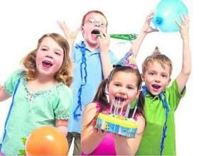 Как провести праздник для детей фото