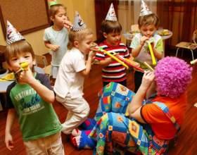Как провести весело день рождения ребёнка фото