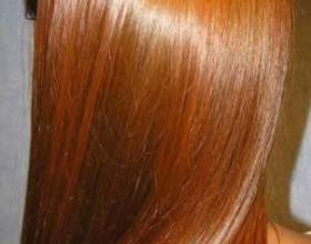 Как окрасить волосы басмой фото