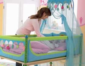 Как сделать балдахин на детскую кроватку фото