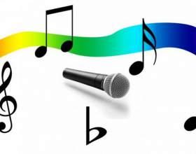 Как сделать из песни караоке фото