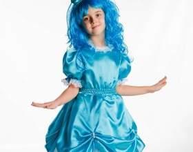 Как сделать карнавальный костюм мальвины фото