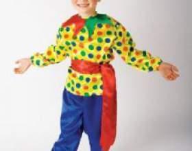 Как сделать костюм петрушки фото