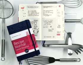 Как сделать кулинарную книгу фото
