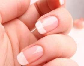 Как сделать ногти белыми фото