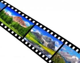 Как сделать слайд-шоу фото