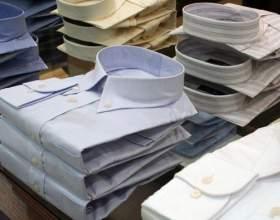 Как складывать мужские рубашки фото