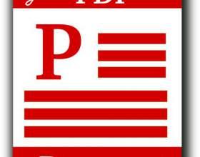 Как сохранить текст в pdf формате фото