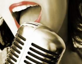 Как спеть в караоке фото